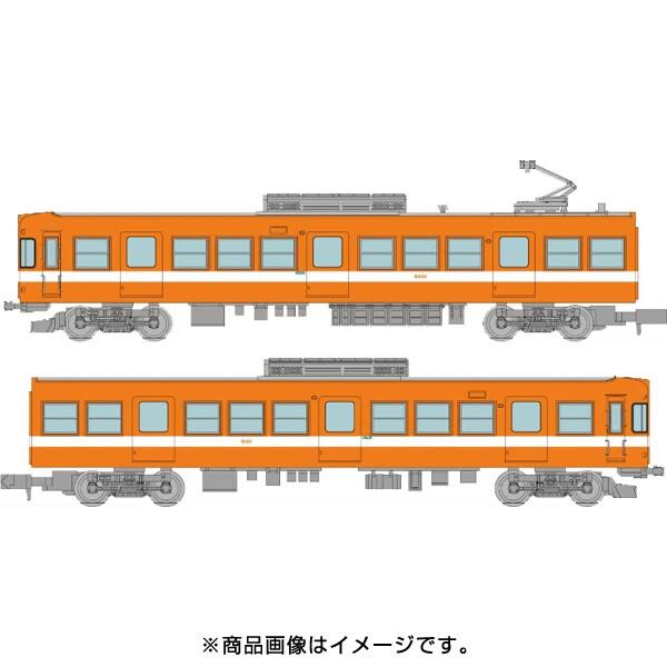 300991 [鉄道コレクション 鉄コレ 岳南電車9000形 2両セット ジオラマ用品]