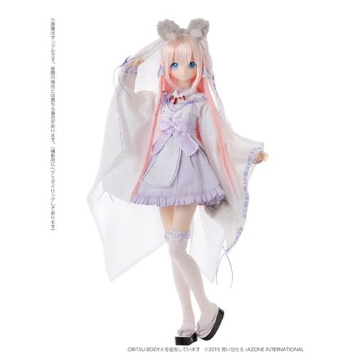 Amane(あまね)/The Rainy veil. ~雨の訓え~ 通常販売ver. [塗装済可動フィギュア]