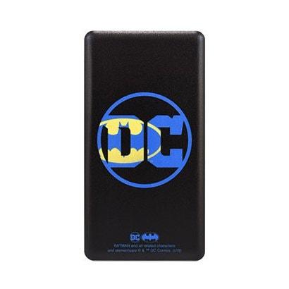 BTM-68A [USB出力リチウムイオンポリマー充電器 2.1A 4000mAh バットマン ロゴ]