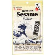 いり胡麻 白 60g 浮世絵デザイン Roasted Sesame White