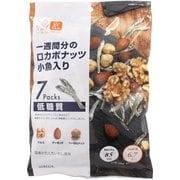 ロカボナッツ 小魚入り(7袋入) 175g