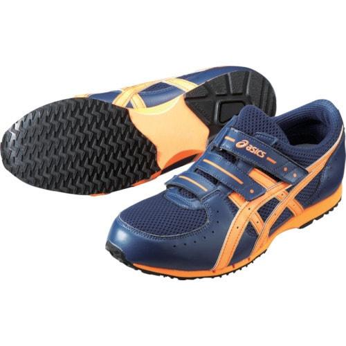 FOA004.50-27.0 [アシックス 消防操法用靴GEL119-R-III メンズ 27.0cm ネイビーブルー]