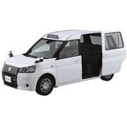 57124 ザ★モデルカーシリーズ トヨタ NTP10 JPNタクシー '17 スーパーホワイトII [1/24スケール プラモデル]