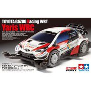 18654 トヨタ ガズー レーシング WRT/ヤリス WRC MAシャーシ [ミニ四駆PROシリーズ No.54]