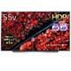 OLED55C9PJA [有機ELテレビ 55V型 4Kチューナー内蔵 /有機EL専用エンジン 第2世代α9搭載/Cinema HDR対応/ThinQ AI /3チューナー+4K/地デジ裏録対応/倍速駆動/HEVC内蔵 4K120P対応(USB&HDMI2.1)/Dolby Atmos/40W 4スピーカー]