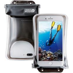 PCWPSF02BK [スマートフォン用防水・防塵ケース 水没防止タイプ Lサイズ ブラック]
