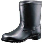 HS400N-27.0 [ミドリ安全 ゴム底安全靴 半長靴 HS400N]