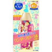 スキンアクア 限定 スーパー モイスチャージェル ディズニー ワンダーフローラルの香り 110g SPF50+ PA++++ [日焼け止め 顔・からだ用]