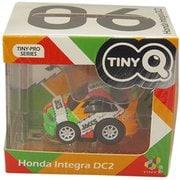 TinyQ-06-S2 ホンダ インテグラ DC2 JACCS [ダイキャストミニカー]