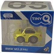 TinyQ-05d BMW M3 E46 フェニックスイエロー [ダイキャストミニカー]