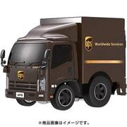 TinyQ-08-S2 いすゞ Nシリーズ 2006 大型トラック UPS [ダイキャストミニカー]