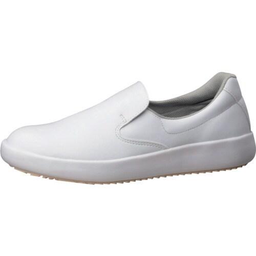 NHS-700-W-26.5 [ミドリ安全 超耐滑軽量作業靴 ハイグリップ NHS700 ホワイト 26.5CM]