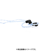 BEA-6646 [Silversonic MKVI - qdc/UE Custom - 3.5mm 4極]