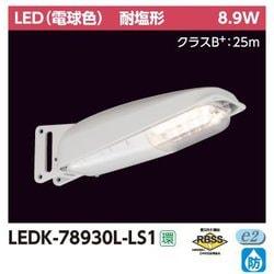 LEDK-78930L-LS1 [防犯灯 7VA L色]