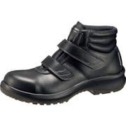 PRM225-23.5 [ミドリ安全 中編上マジックタイプ安全靴 プレミアムコンフォートシリーズ PRM225 23.5cm]