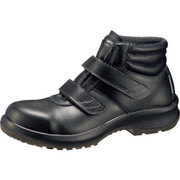 PRM225-24.5 [ミドリ安全 中編上マジックタイプ安全靴 プレミアムコンフォートシリーズ PRM225 24.5cm]
