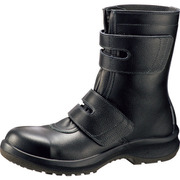 PRM235-23.5 [ミドリ安全 長編上マジックタイプ安全靴 プレミアムコンフォートシリーズ PRM235 23.5cm]