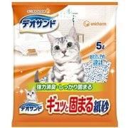 デオサンド 紙砂 [猫用トイレ・衛生用品]