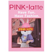AD03587 [[限定] PINK-latte メモパッド フォト]