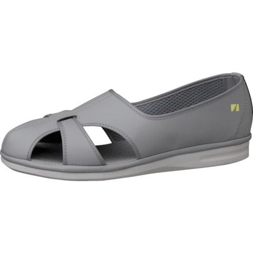 PS-01S-GY-27.0 [ミドリ安全 静電作業靴 PS-01S グレイ 27.0cm]