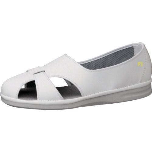 PS-01S-W-25.5 [ミドリ安全 静電作業靴 PS-01S ホワイト 25.5cm]