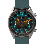 55023713 [Watch GT 46mm Active/Dark Green]