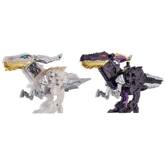 騎士竜戦隊リュウソウジャー 騎士竜シリーズ08&09 DXシャインラプター&シャドーラプターセット [対象年齢:3歳~]