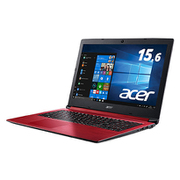 A315-53-N34D/RF [ノートパソコン ヨドバシカメラ限定/intel第8世代 2コアCPU Core i3-8130U/15.6型/メモリ:4GB/HDD:500GB/ドライブなし/Windows 10 Home 64bit/Microsoft Office Home & Business 2019 (個人向け)/ロココレッド]