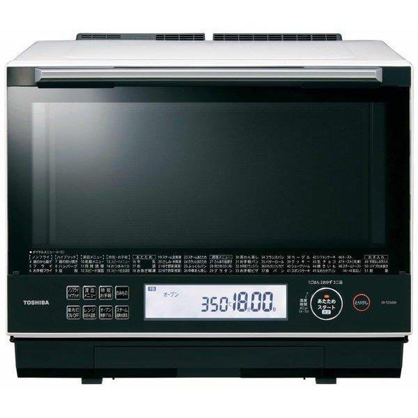 ER-TD5000(W) [過熱水蒸気オーブンレンジ 石窯ドーム 2段調理対応 30L グランホワイト]