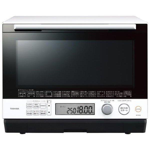 ER-TD100(W) [過熱水蒸気オーブンレンジ 石窯ドーム 30L グランホワイト]