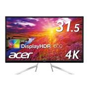 ET322QKCbmiipzx [31.5インチゲーミング液晶モニター VA/非光沢/3840×2160/4K/60Hz/400cd/4ms/HDMI・DisplayPort/4K/スピーカー付き/ブルーライトカット/フリッカーレス]