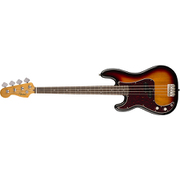 Classic Vibe '60s Precision Bass(R) Left-Handed, Laurel Fingerboard, 3-Color Sunburst [エレキベース]
