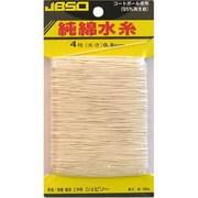 純綿水糸 4号 100m G23003