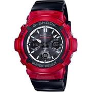 AWG-M100SRB-4AJF [腕時計 Red & Black ソーラー電波]