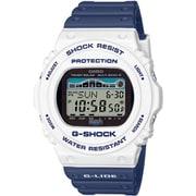 GWX-5700SS-7JF [G-LIDE Shark Safe(Sea Snake)Pattern ポジ液晶 ホワイト×ブルー]