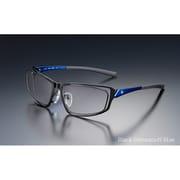 G-SQUARE アイウェア プロフェッショナルモデル フルリム フレーム:デトネーションブルー / レンズ:グレー [ゲーミンググラス]