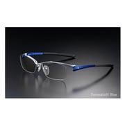 G-SQUARE アイウェア プロフェッショナルモデル ナイロール フレーム:デトネーションブルー / レンズ:グレー [ゲーミンググラス]