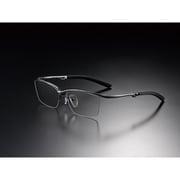G-SQUARE アイウェア カジュアルモデル ナイロール フレーム:ブラック / レンズ:グレー [ゲーミンググラス]