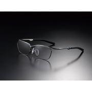G-SQUARE アイウェア カジュアルモデル フルリム フレーム:ブラック / レンズ:グレー [ゲーミンググラス]