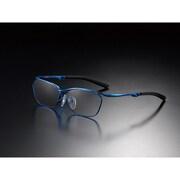 G-SQUARE アイウェア カジュアルモデル フルリム フレーム:ブルー / レンズ:グレー [ゲーミンググラス]