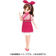 リカちゃん くるくる回転寿司 てんいんさんドレス [対象年齢:3歳~]
