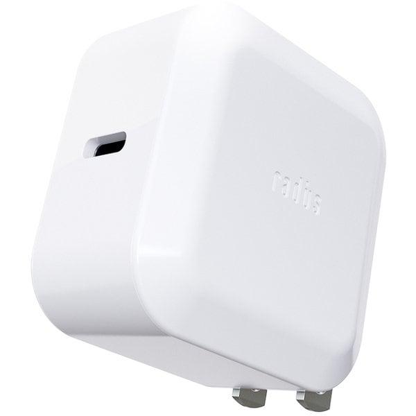 RK-UPS18W [USB-PD対応 USB Type-C ACアダプター単体 ホワイト]