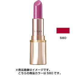 綾花 グレースフル モイスチャー リップスティック 580 レッド系パール [口紅]