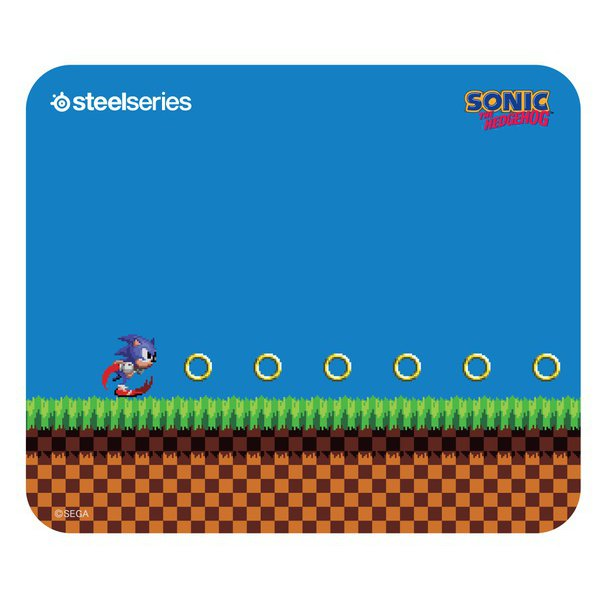 63394 [SteelSeries QcK Sonic the Hedgehog Edition]