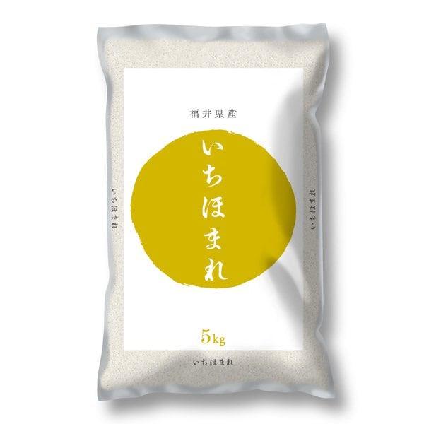 精米 福井県産いちほまれ 5㎏ 30年産