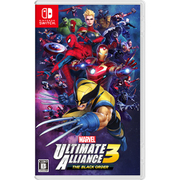 MARVEL ULTIMATE ALLIANCE 3: The Black Order [Nintendo Switchソフト]