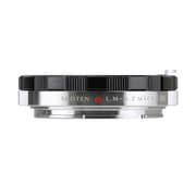 LM-NZ M EX(B) [マウントアダプター レンズ側:ライカM / ボディ側:ニコンZ ヘリコイド付 ブラック]
