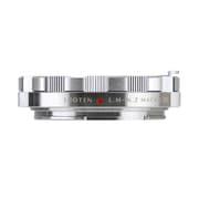 LM-NZ M EX(S) [マウントアダプター レンズ側:ライカM / ボディ側:ニコンZ ヘリコイド付 シルバー]