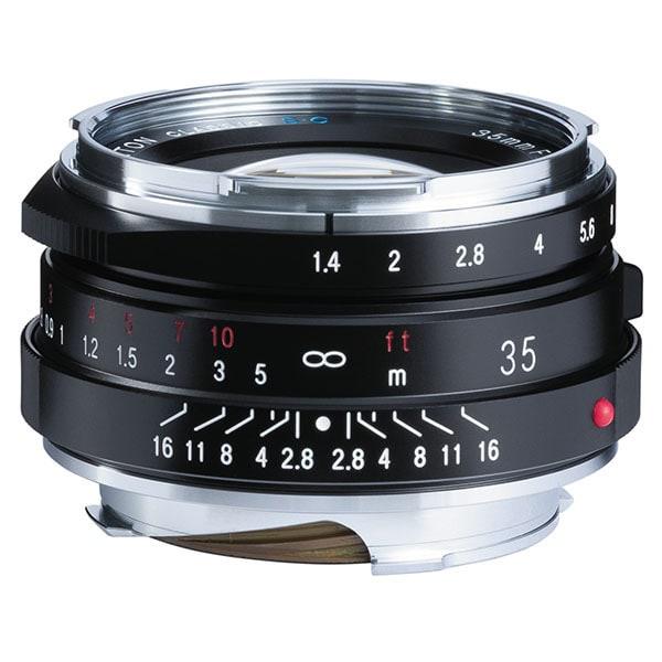 NOKTON classic 35mm F1.4 II SC VM [ノクトン 35mm F1.4 VMマウントシリーズ シングルコーティングタイプ]