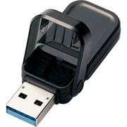 MF-FCU3016GBK [USB3.1(Gen1)対応 高速 フリップキャップ式USBメモリ セキュリティ Mac対応 16GB ブラック]